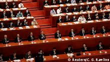 China Nationaler Volkskongress | Abstimmung Sicherheitsgesetz Hongkong
