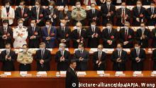 China Nationaler Volkskongress | Präsident Xi Jinping (picture-alliance/dpa/AP/A. Wong)