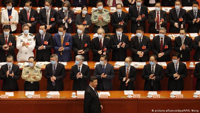 مجلس الشعب الصيني يقر القانون المثير للجدل حول هونغ كونغ.