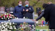 USA Coronavirus Todesfälle