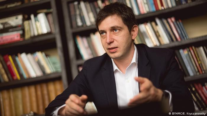 Генеральний директор Меморіального центру Голокосту Бабин Яр Максим Яковер