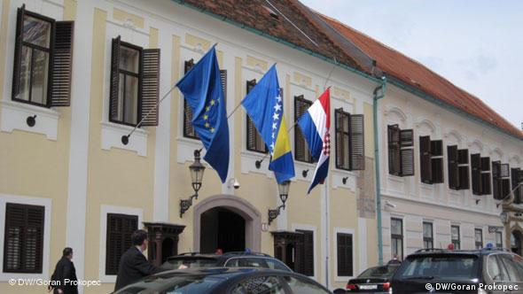 Banski dvori u Zagrebu