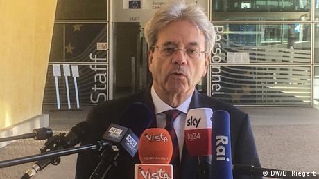 Τζεντιλόνι: Απόφαση για το Ταμείο Ανάκαμψης μετά τον Ιούλιο