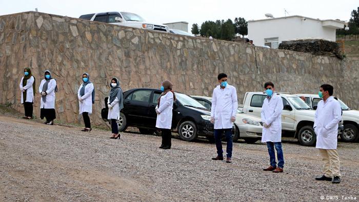 Afghanistan Herat Gesundheitssystem Coronakrise