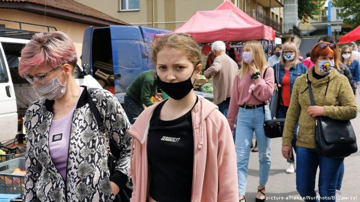 Polen Coronavirus Maßnahmen