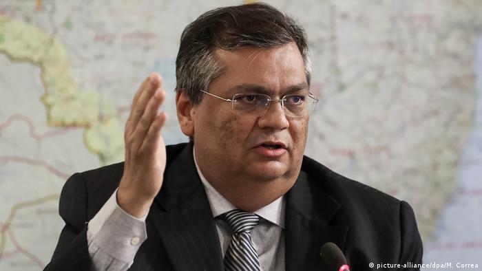 Brasilien Flavio Dino Politik (picture-alliance/dpa/M. Correa)
