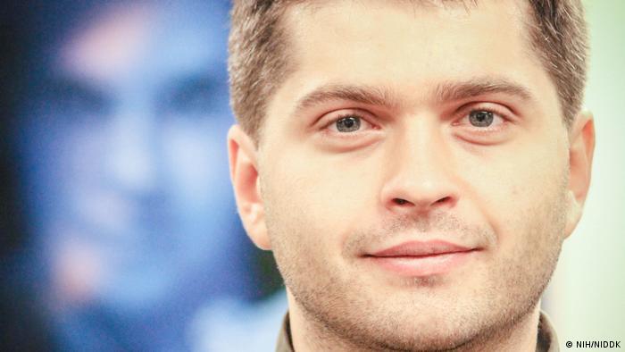 Валентин Стадницький - фізик з України, що працює у США