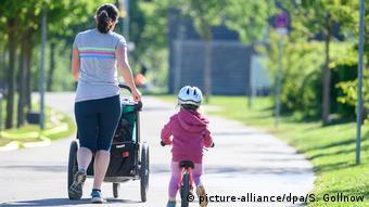 Coraz więcej rodziców w Niemczech zgłasza chęć korzystania z placówki dla najmłodszych
