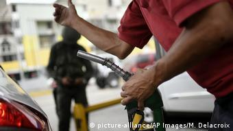 Symboldbild Venzuela Ölpreise