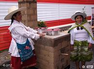 Nova geração de fogões: Mulheres peruanas adotam modelo ecológico
