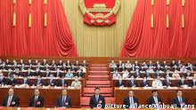 Peking 13. Nationaler Volkskongress Xi Jinping