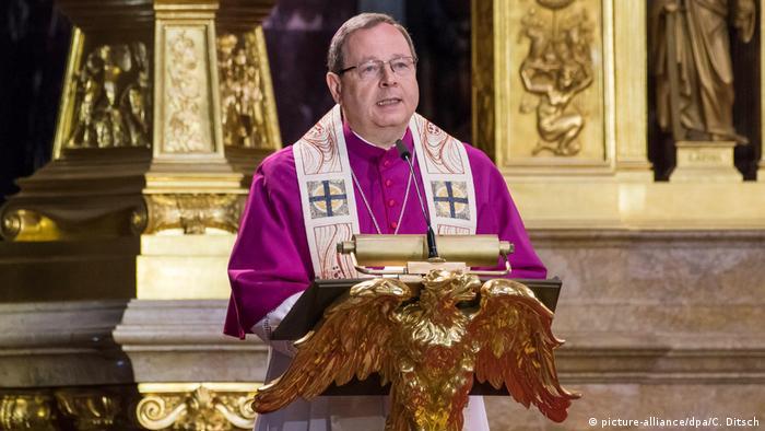 Almanya KatolikKilisesi Piskoposlar Konferansı (DBK) Başkanı George Bätzing