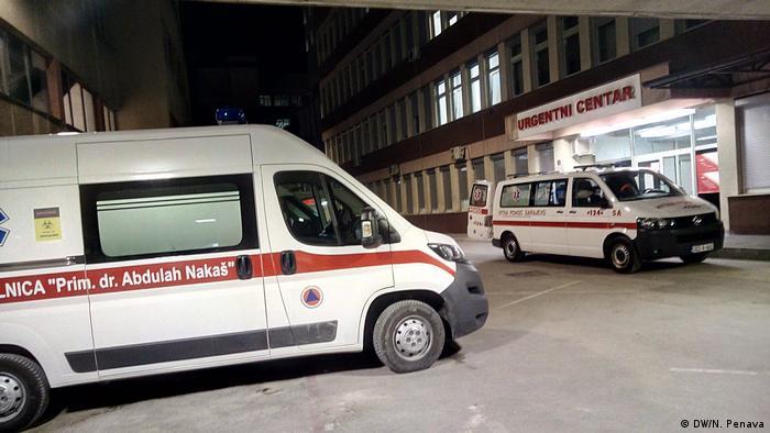 Bosnien und Herzegowina Coronavirus und Gesundheitssystem