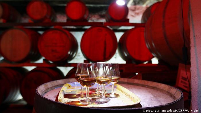 Frankreich Cognac