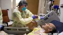 Bildergalerie USA Los Angeles | Coronavirus | Ärztin Zafia Anklesaria
