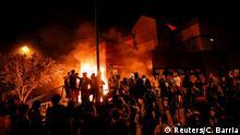 USA Minneapolis | Tod George Floyd nach Polizeigewalt | Ausschreitungen & Protest