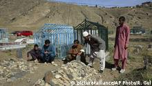 Afghanistan Kabul | Coronavirus | Todesfälle in der Familie Aryubi