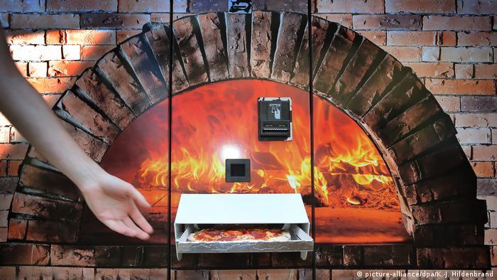BdT - Augsburg | Pizza aus dem Automaten