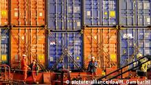 Symbolbild | Corona-Rezession in Frankreich und Italien (picture-alliance/dpa/M. Gambarini)