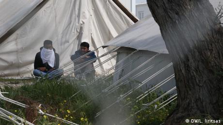 Κύπρος: Επεισόδια σε κέντρο προσφύγων
