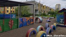 Ukraine Kiew | Coronavirus | Kindergarten, geschlossen
