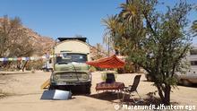 Themenbilder Marokko - der lange Weg nach Hause