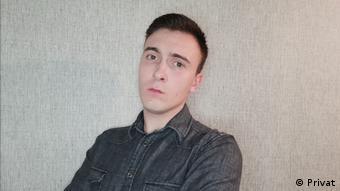 Блогер Дмитрий, поддерживающий президента Лукашенко