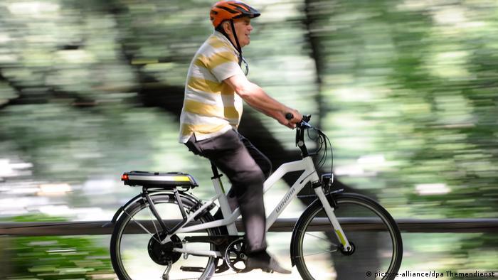 Bildergalerie Fahrräder | Radfahrer in München
