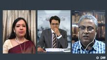 Khaled Muhiuddin Talkshow mit Subhash Singha Roy und Rumeen Farhana