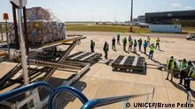 Coronavirus | Mosambik UNICEF und EU übergeben Gesundheitsministerium Persönliche Schutzausrüstung