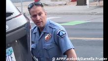 USA Minneapolis Polizei |Tod eines Schwarzen Mannes