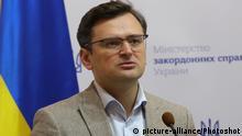 Ukraine Außenminister Dmytro Kuleba