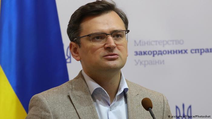 Міністр закордонних справ України Дмитро Кулеба