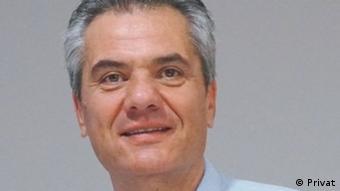 Geschäftsführer Bursa Ärztekammer Dr. Alparslan Türkkan (Privat)