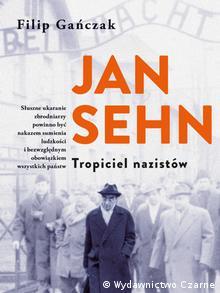 Buchcover - Jan Sehn-der Nazi-Fahnder