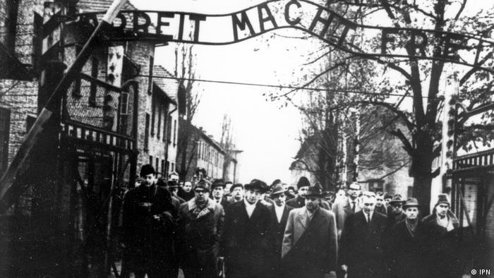 Polen, Ausschwitz: Jahn Sehn besucht KZ