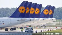 Symbolbild- Lufthansa