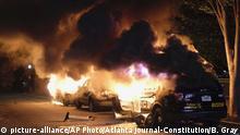 USA Atlanta | Tod George Floyd nach Polizeigewalt | Ausschreitungen & Protest