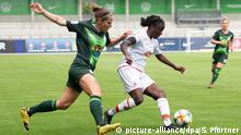 Frauenfussball: Bundesliga, VfL Wolfsburg - 1. FC Köln