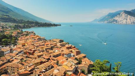 Ανάσες διακοπών στη βόρεια Ιταλία