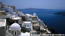 Griechenland | Santorin, Thira, Ortsansicht