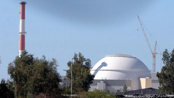 Iran Atomkraftwerk in Bushehr