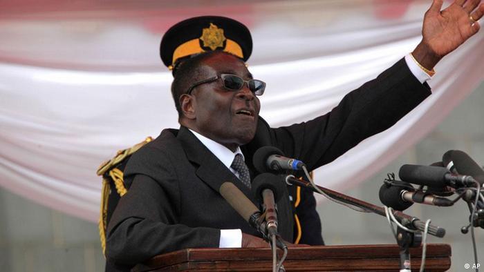 روبرت موگابه، رئیسجمهور زیمباوه