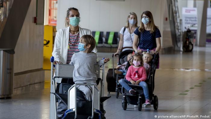 Deutschland 200 Deutsche kehren nach China zurück