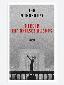 Cover of the German book 'Animals in National Socialism' Tiere im Nationalsozialismus