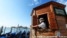 BdTD Italien Venedig  Corona  Gondelfahrten