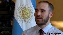 Argentinien Buenos Aires | Martin Guzman, Wirtschaftsminister