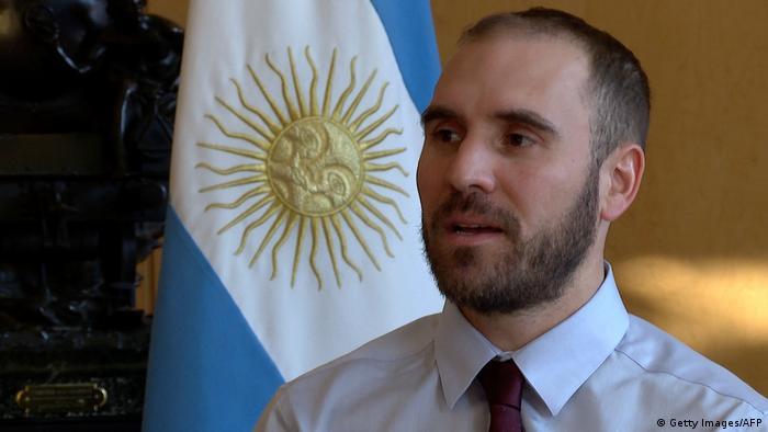 Martín Guzmán, ministro argentino de Economía, fue alumno de Joseph Stiglitz.