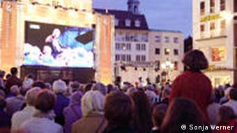 Public Viewing Beethovenfest (Foto: Sonja Werner)