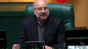 محمدباقر قالیباف، شهردار سابق تهران و رئیس فعلی مجلس شورای اسلامی